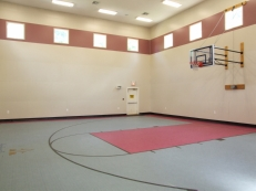athletic rooms
